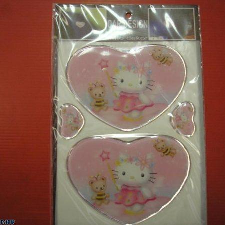 Hello Kitty Dekoráció