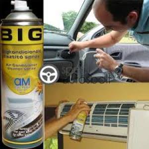 Klíma tisztító (Split, Ablak, Mobil, Autó)