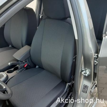 Autó üléshuzat – Gyári kárpit anyagból Méretazonos szabással – Mintás