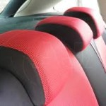 Autó üléshuzat – Gyári kárpit anyagból Méretazonos szabással – Sport-szivacsos