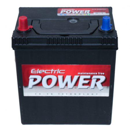 AKKUMULÁTOR 12V 40 AH  JAPÁN ELECTRIC POWER