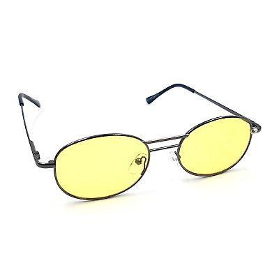 Éjjellátó szemüveg+tok Night Vision,fém keretes
