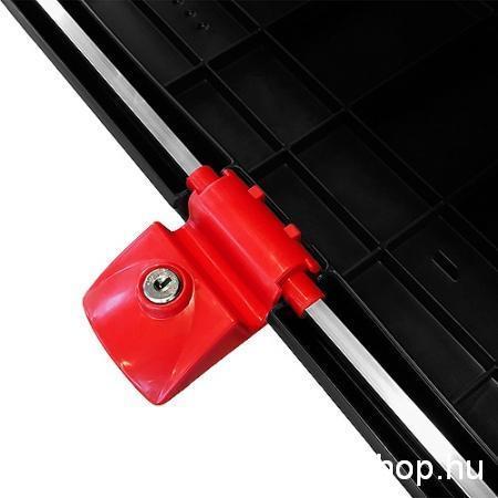 Csomagtartó Box – Carbon tetőbox, túrabox 320L